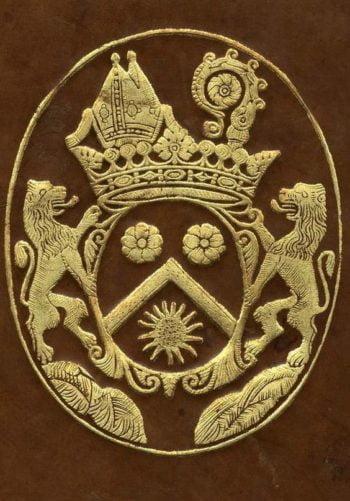 Lire les armoiries canoniales sous l'Ancien-Régime