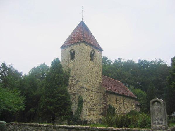 Chapelle Sainte-Anne Auderghem