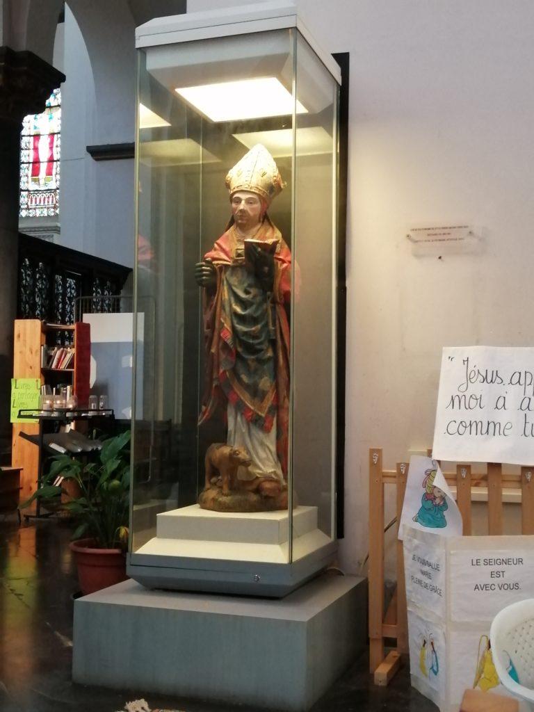 statue protégée