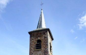 La répartition du patrimoine de l'église Sainte-Croix de Gallaix