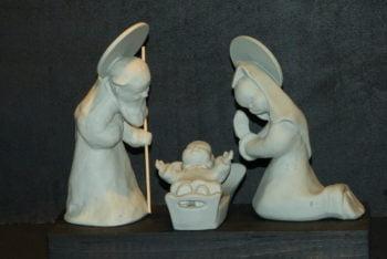 La Nativité et la Crèche dans nos régions