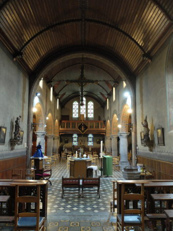 Focus sur une église : Saint-Georges de Villers-lez-Heest