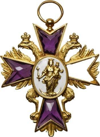 Croix des chanoines du XVIIIe siècle retrouvée dans un vide-greniers