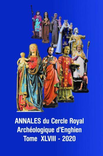 Nouvelle publication : Statues, reliquaires et processions dans la région d'Enghien