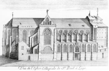 Nouveau visage pour la cathédrale Saint-Paul de Liège