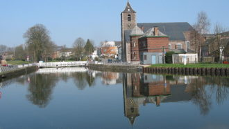 Houdeng-Aimeries, église Saint-Jean-Baptiste (1779)