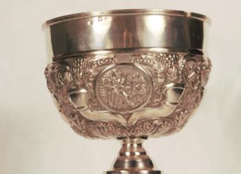 Le ciboire de Wierde, reliquaire du Christ