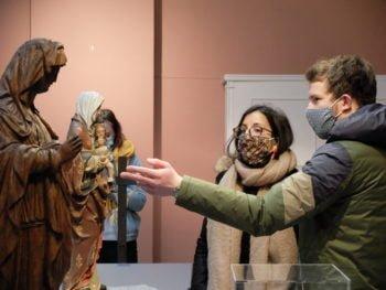 Un nouveau parcours à travers les œuvres du Musée diocésain de Namur