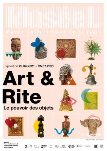 Exposition : Art & Rite. Le pouvoir des objets