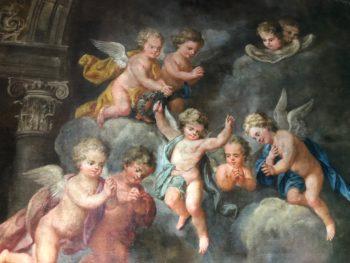 Conservation et restauration de deux tableaux de Maximilien De Haese à Ottignies