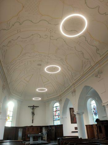 Rénovation de l'église Saint-Antoine l'Ermite de Thimister