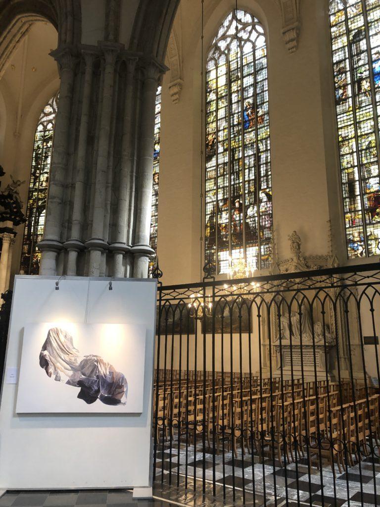 expo.plis de l'invisible_cathédrale_bruxelles.