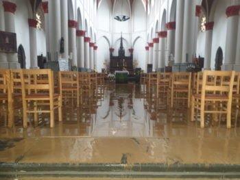 Inondations 2021 : sauvons aussi le patrimoine culturel belge