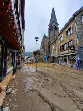 Le patrimoine religieux touché par les inondations