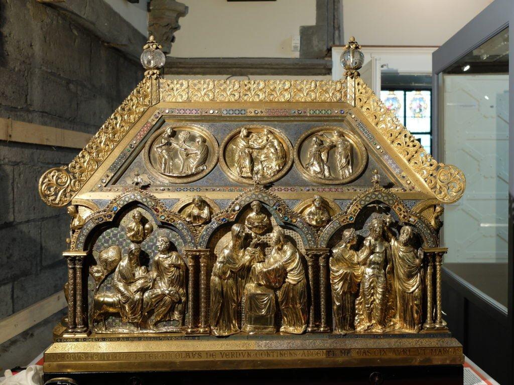 Châsse de Notre-Dame de Tournai
