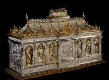 La châsse conservée dans le diocèse de Namur