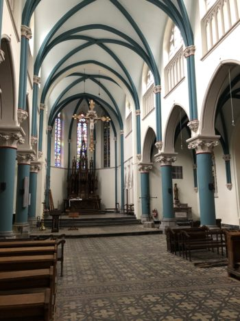 L'église Saint-Léger à Tilff : le cas d'une très bonne gestion d'urgence
