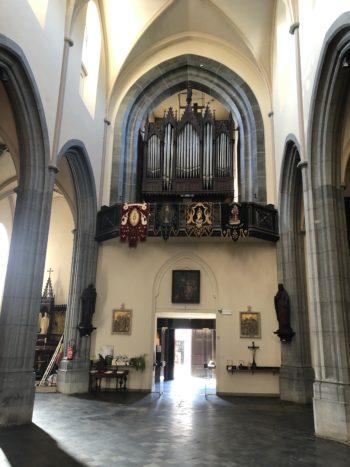 Eglise Saint-Rémy à Angleur : ses peintures attaquées par la moisissure et ses statues en plâtre